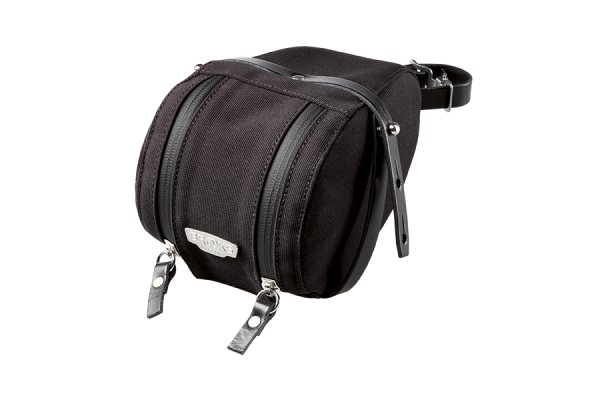 Brooks Isle of Wight Saddle Bag large, black