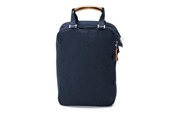 Qwstion Daypack organic navy