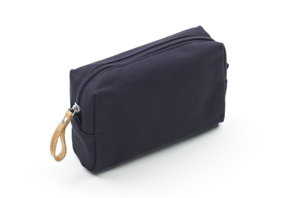 Qwstion Amenity Pouch organic navy