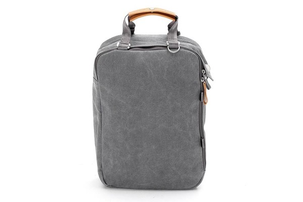 Qwstion Daypack washed grey
